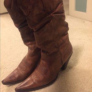 Cowboy Boots - Charlie 1 Horse